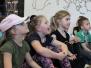 19 kwietnia 2018 r. spektakl dla dzieci pn.: Przygody misia podróżnika.