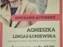 5 czerwca 2017 r. spotkanie autorskie z Agnieszką Lingas - Łoniewską.
